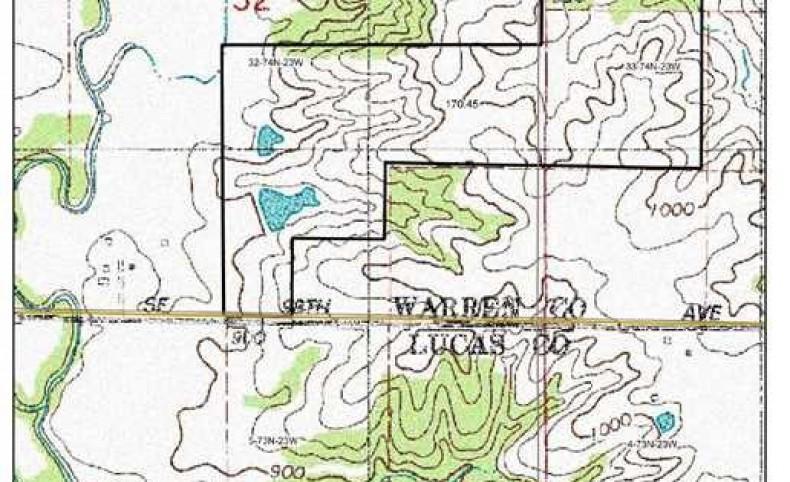 169 acres m/l in Warren County, IA