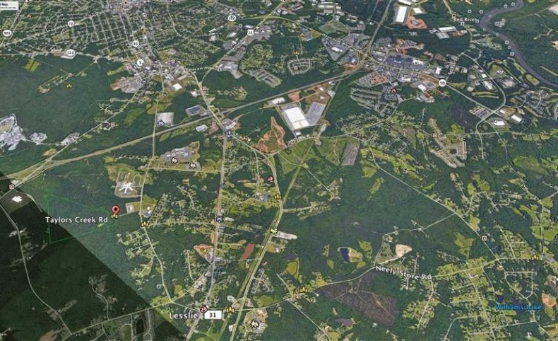 108 Acres of Prime Land in Rock Hill, York County