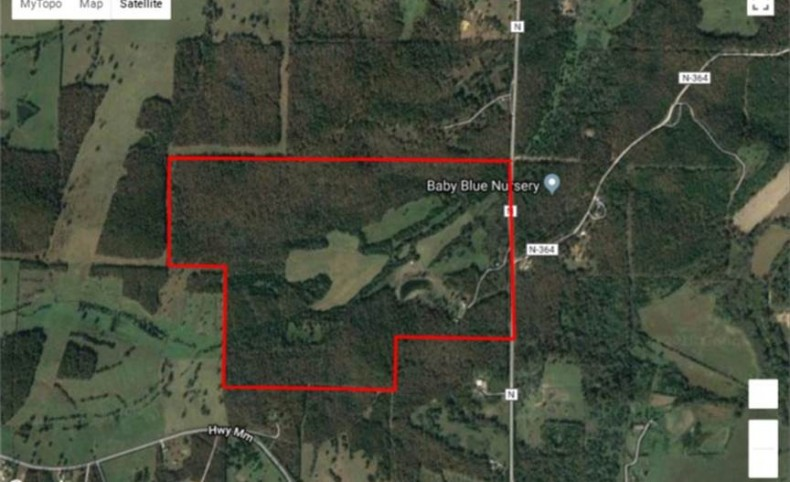 Beautiful 200 Acres in Laclede County Missouri