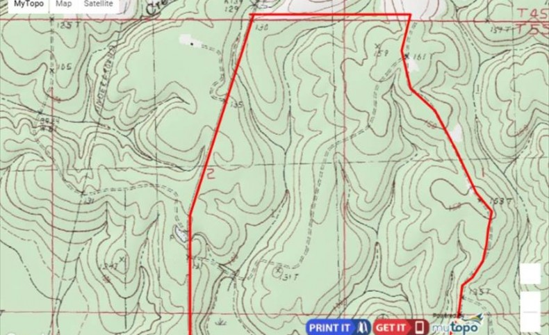 1549 +/- Acres Hunting, Development & Timber Land, Picayune, MS 39466, Pearl River Co. less than 1 hr. from the Gulf Coast, Stennis Space Center & New Orleans.