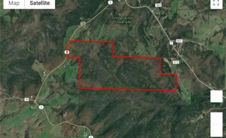 ****Ozark County Hunting Paradise Close to Bull Shoals Lake*****
