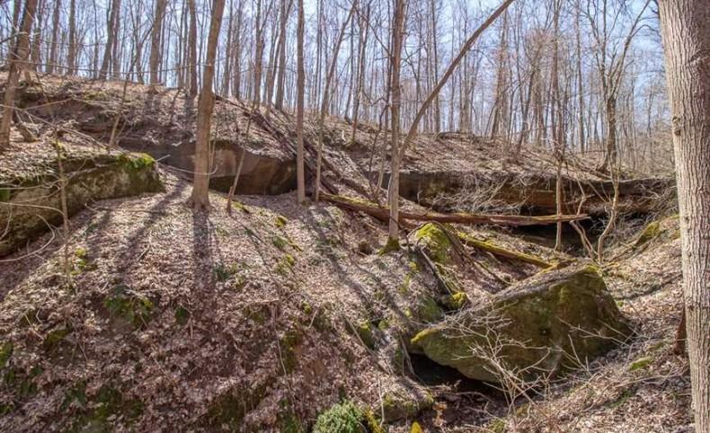 Tick Ridge Rd - 570 acres - Scioto County