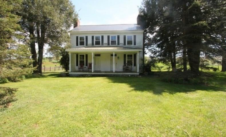 Historic Home & Cattle Farm
