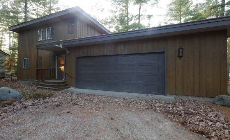 Premier Lakefront Home For Sale on Dake Lake in Waupaca, WI