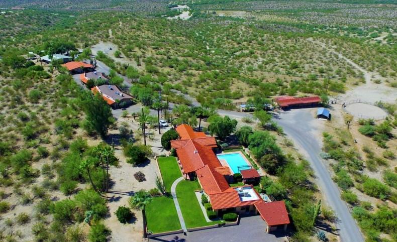 Rancho Casitas Guest Ranch