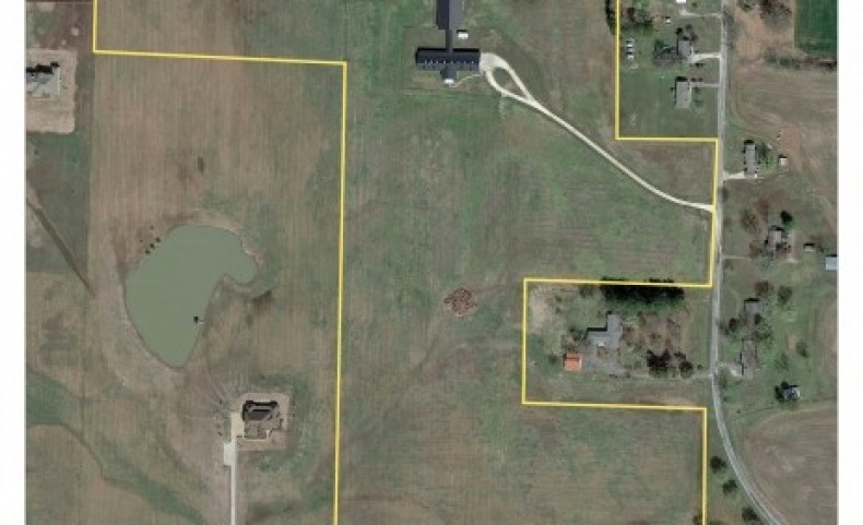 35 acres +/- for sale in Madison County, TN