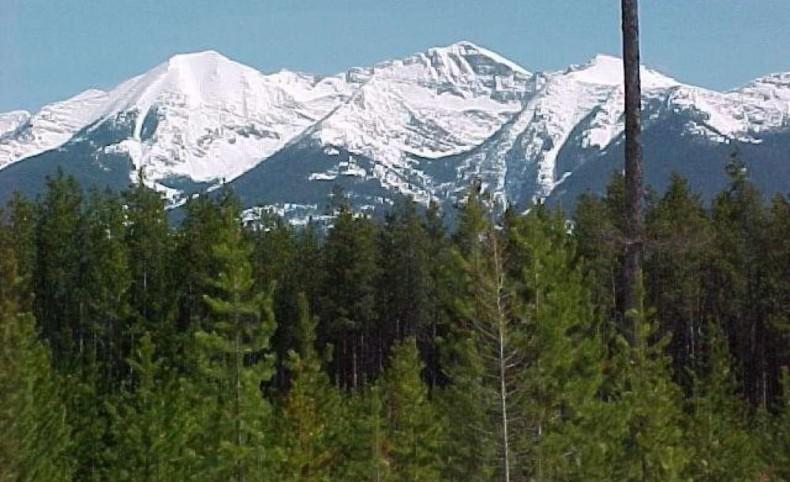 Panoramic Views at Glacier Ridge