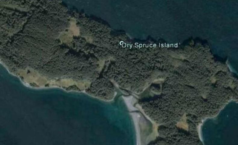 Dry Spruce Island