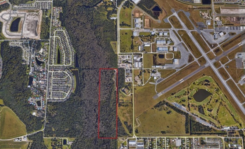 Industrial Land/Shingle Creek Water Frontage 41+ Acres