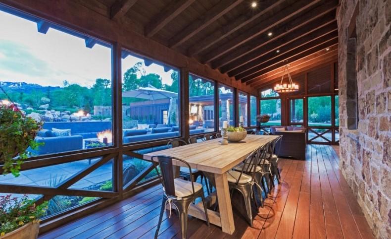 Park Cityâ s Definitive Ranch Estate
