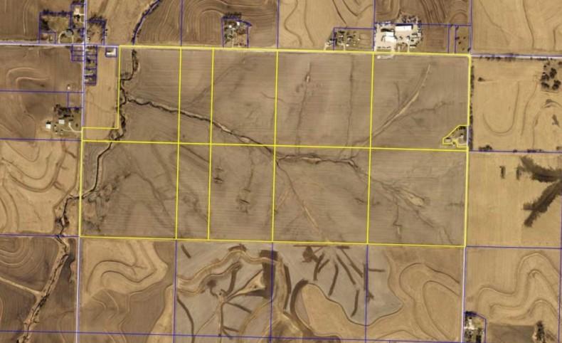 Montgomery County Iowa Farmland