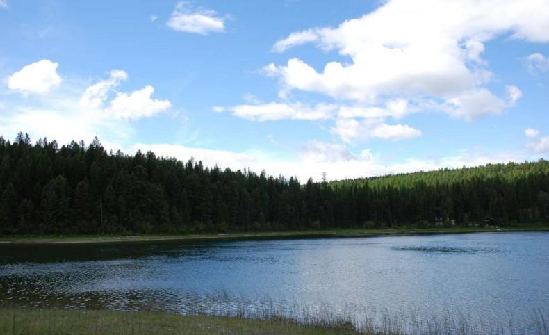 Peaceful, Serene Frank Lake