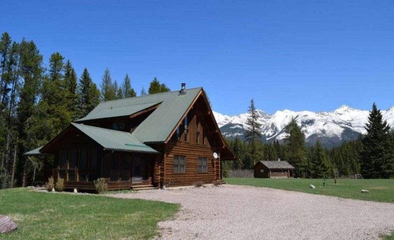 The Buck Creek Wilderness Ranch