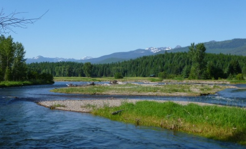 SWAN RIVER RARE OPPORTUNITY WESTERN MONTANA