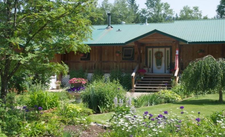 Ritson Acres, Quesnel Lake, Cariboo District, BC