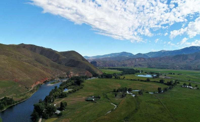 Salmon River Hacienda