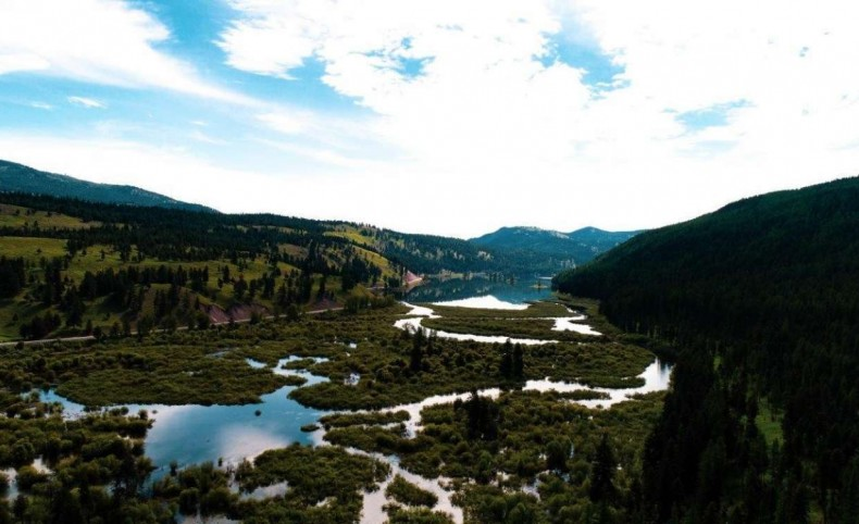 Magnificence at Many Rivers