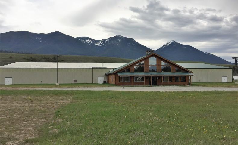 35,0000 Sq. Ft. Horse Arena Complex-Restaurant