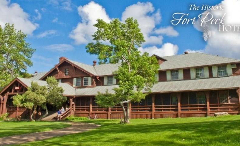 Historic Fort Peck Hotel