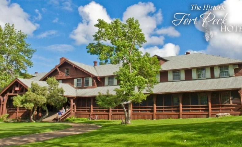 The Fort Peck Hotel