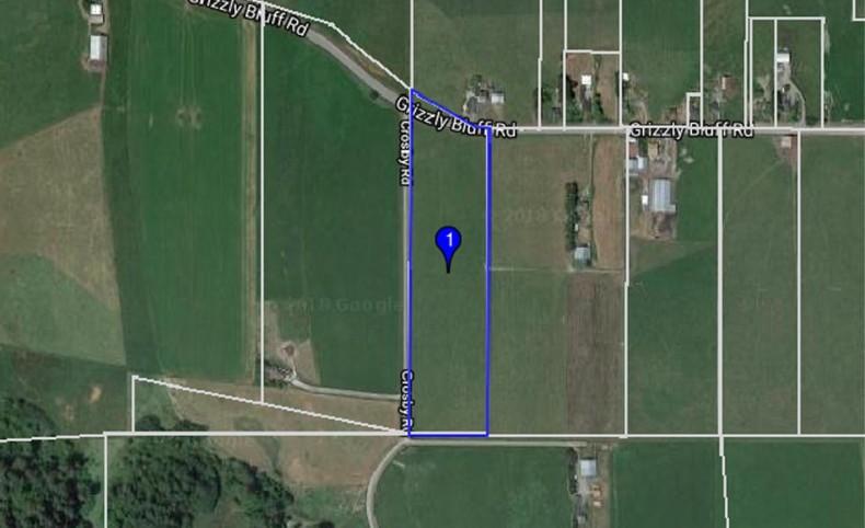 10 Acres near Ferndale