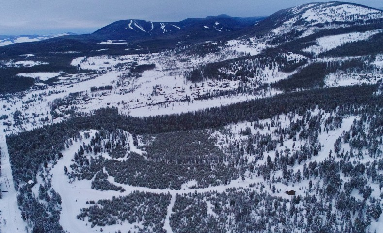 Discovery Ski Overlook