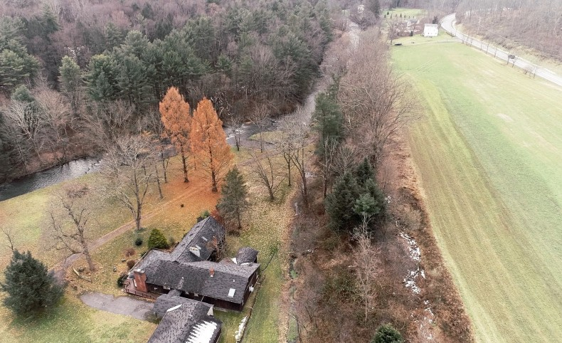 27.5 Acre Property For Sale on Spruce Creek, PA