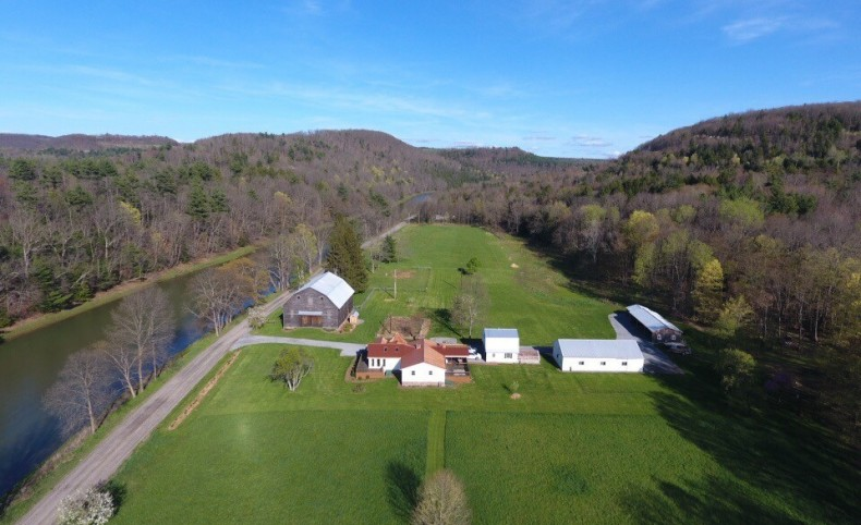 Clearfield Farm Residential Recreational 74+ acres