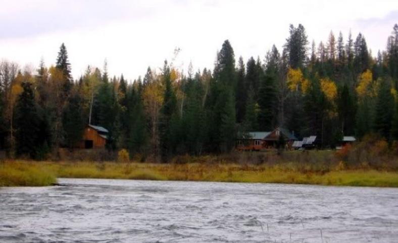 Riverfront Retreat