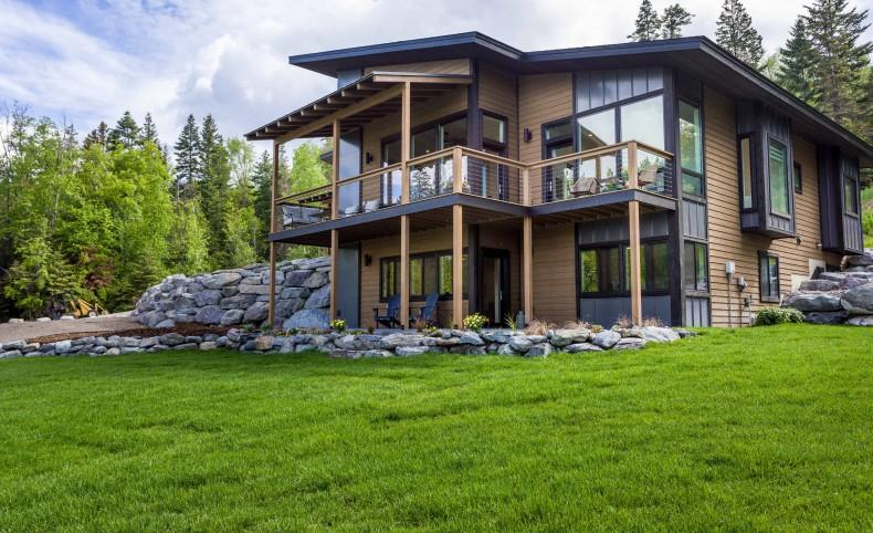 Montana Modern Home