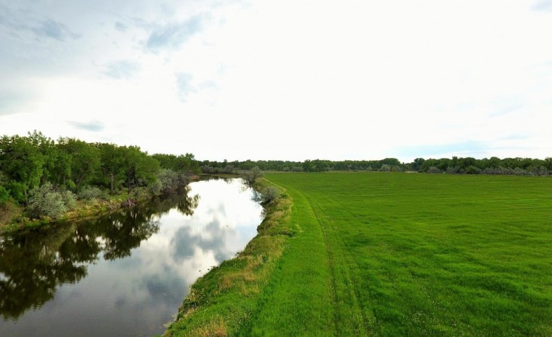 Milk River Farmland