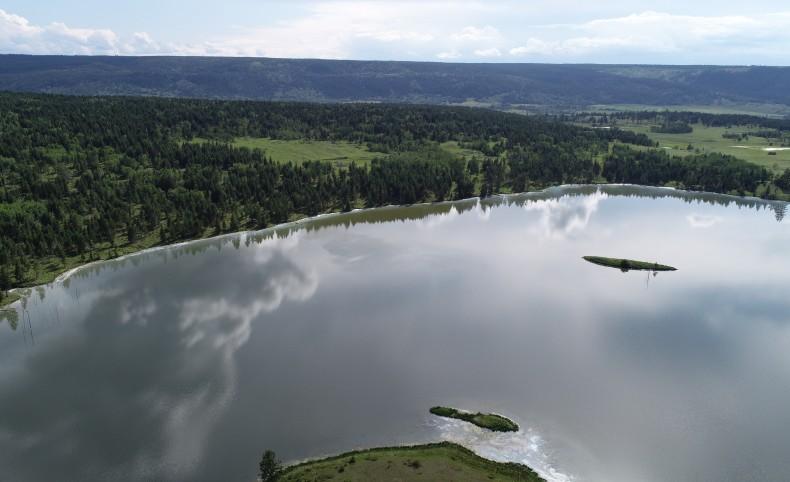 440 Acres Private Lake