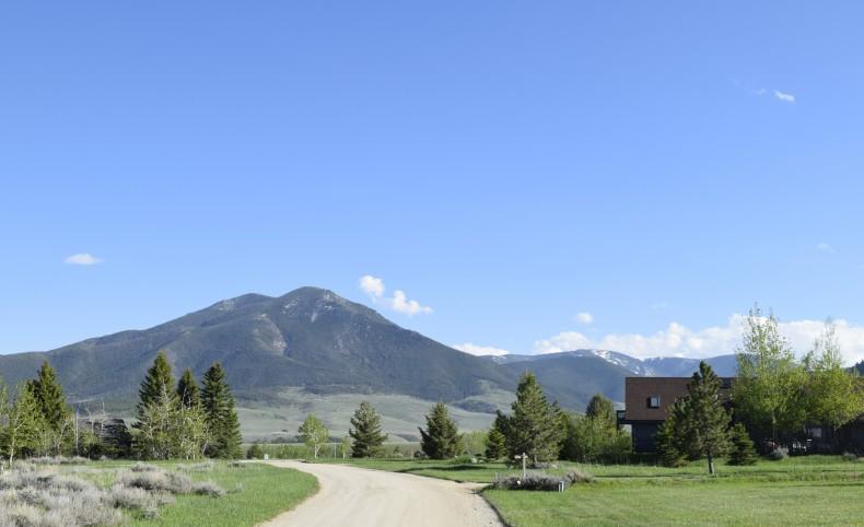 Red Lodge Ski Cabin Site