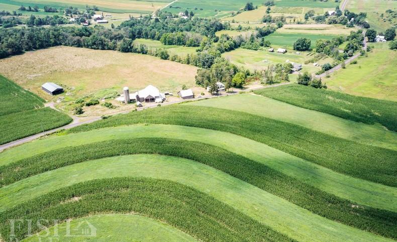 Swisher Farm, 115.41 Acre Former Hog and Dairy Farm