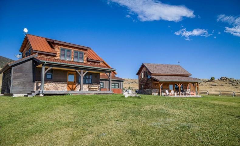 Beaverhead County Ranch