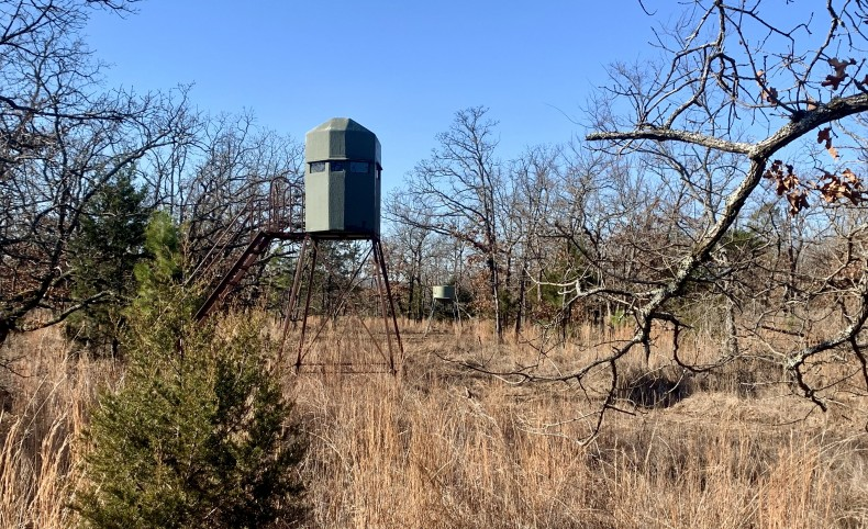 Jackfork Hunting Retreat #1