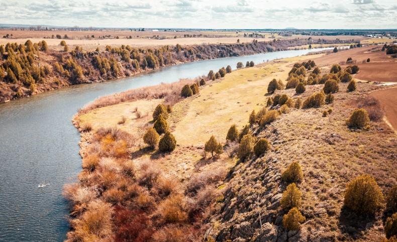 Snake River Frontage on Henry's Fork