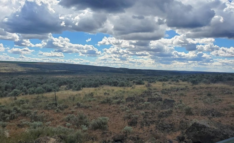 Nearly 639 acres in Odessa WA