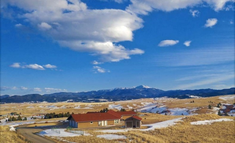 Ranch With Panoramic Views