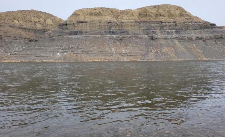 Remote Missouri River Property
